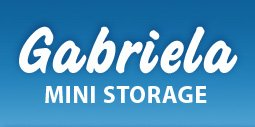 Gabrila Mini Storage Logo